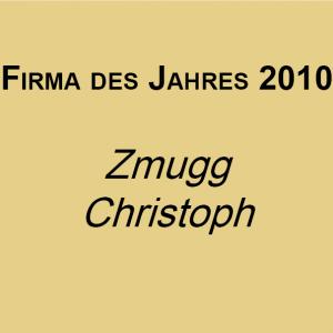 Firma des Jahres 2010_Zmugg